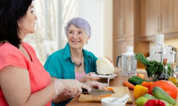 Swap Your Mom's Favorite Foods for These Healthier Options