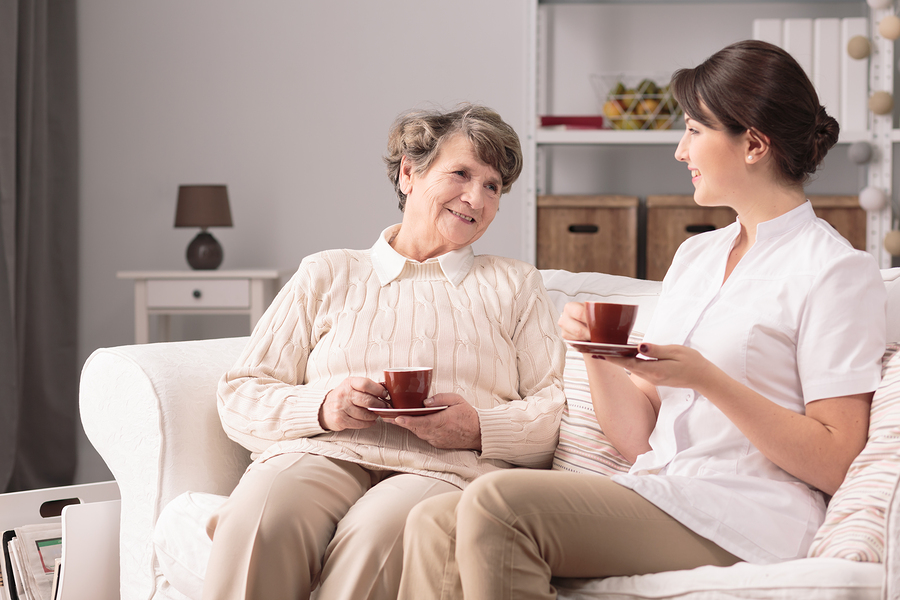 How Can Senior Care Help Your Parent Remain in Their Home?