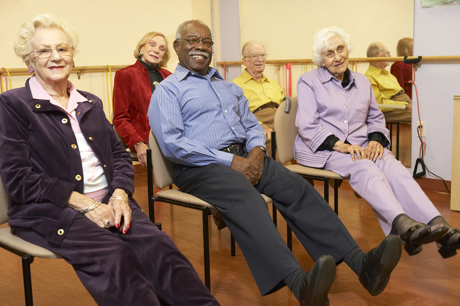 10 Ways to Help Your Senior Stay Active With Social Activities