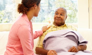How To Be Patient When Caring For A Senior Loved One With Alzheimer's